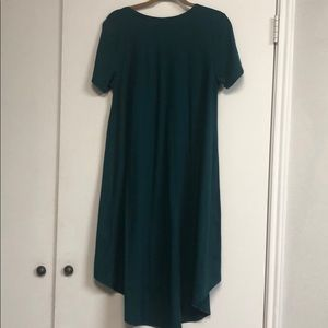 LuLaRoe Dresses - Lularoe Carly in Teal